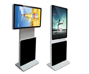 Màn hình quảng cáo xoay 360 độ 32 inch không cảm ứng
